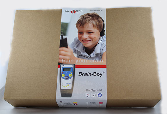 Brain-Boy Universal (BBU) deutsch