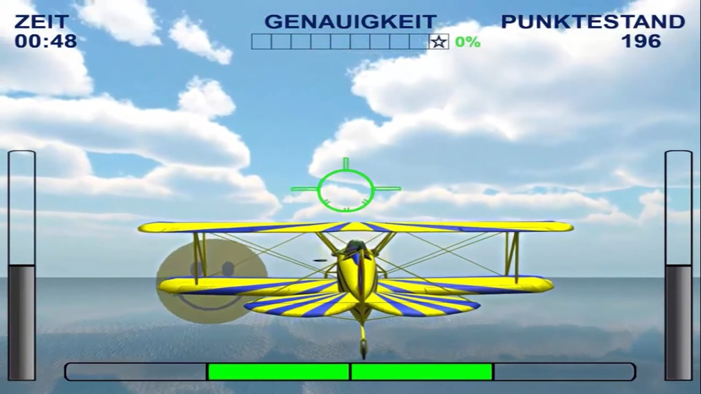 ZUKOR Air Feedbackspiel - Flugaction 2