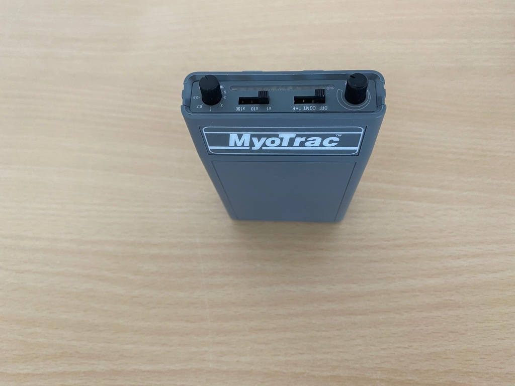 Myotrac 1 Front view