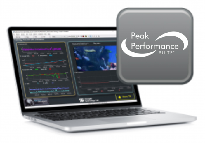 Peak Performance Suite nach Dr. Pierre Beauchamp, EKG + BVP- Version