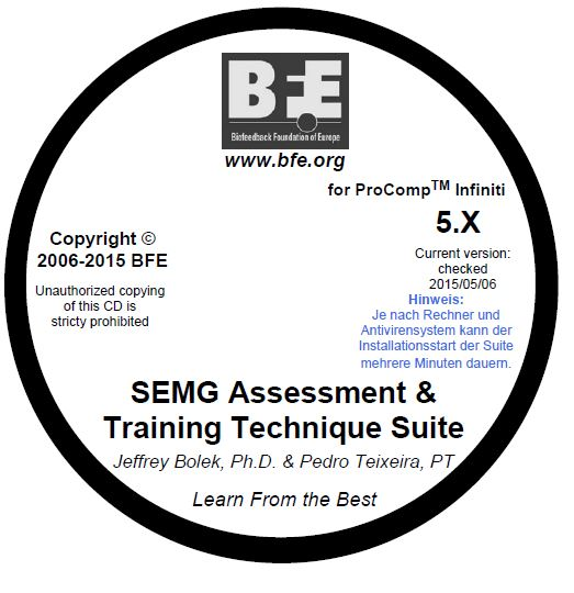 SEMG Assessment & Training Techniques Suite (BFE)