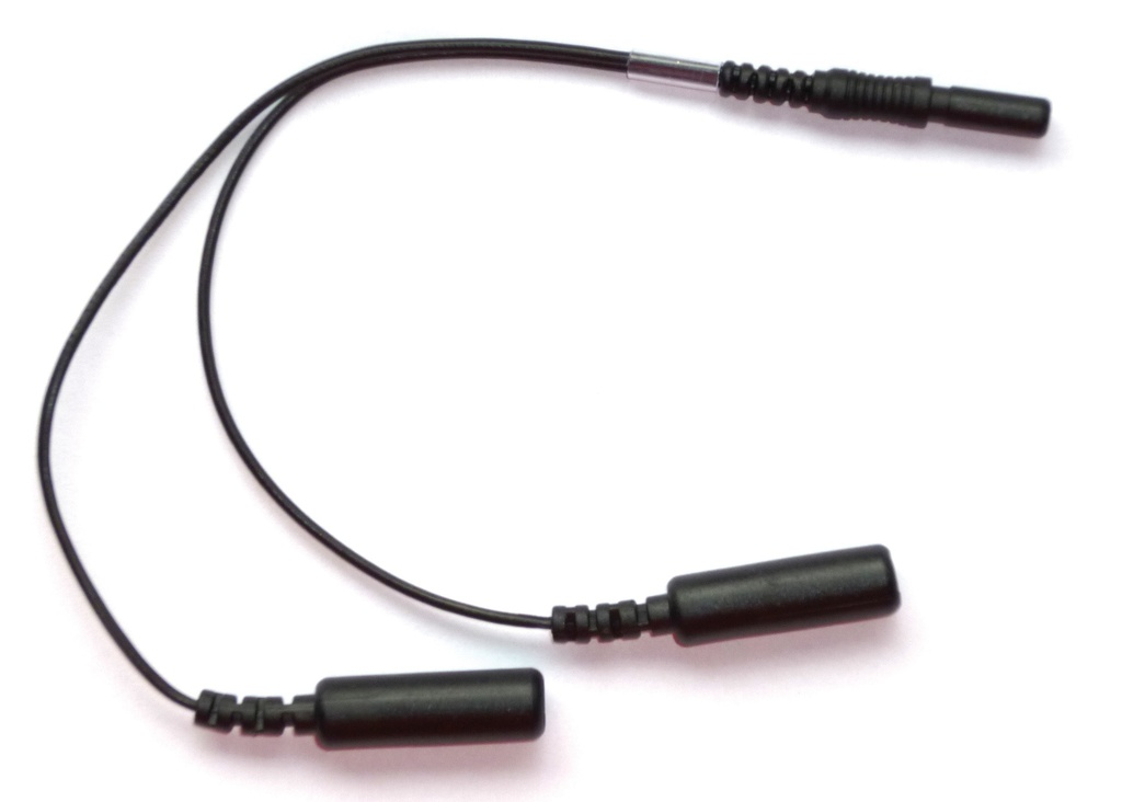 EEG 2M1F Y-Connector