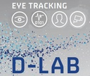 "D-LAB-Softwaremodul ""Eyetracking"" (Hauptmodul D-LAB)"