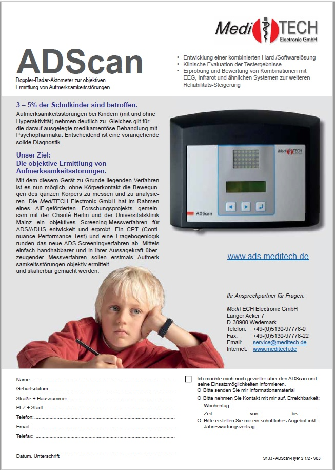 ADScan Flyer (deutsch)