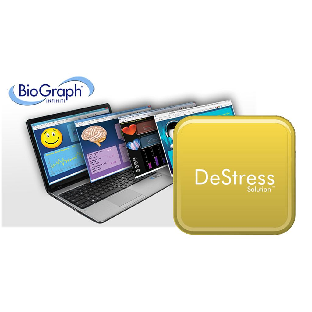DeStress Solution (inkl. BioGraph Infiniti)