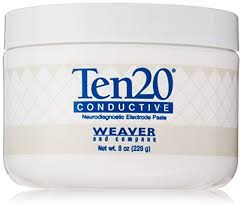 Elektrodengel Ten20-EEG-Paste (228g) von Weaver
