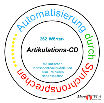 Artikulations-CD (deutsch)