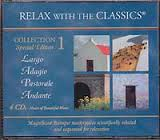 "CD-Set ""Relax with the Classics"", Health and Wellness"