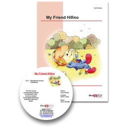 [8015-SET-DE] My friend, the Hifino (book + 2 CDs), German