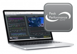 [10550-(SA8020)] Peak Performance Suite nach Dr. Pierre Beauchamp, EKG + BVP- Version