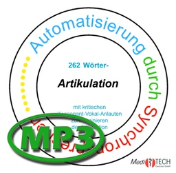 [2206-MP3-DE] Artikulations-Audiodatei MP3 (deutsch)