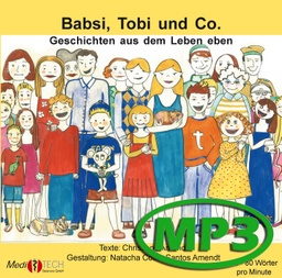 [2208-DE] Babsi, Tobi und Co. - MP3 (deutsch)