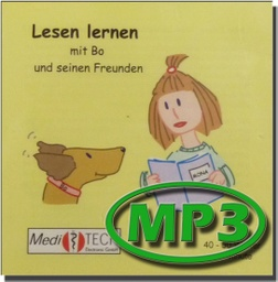 "[2209-DE] ""Bo and his friends"", audio file MP3, GERMAN"