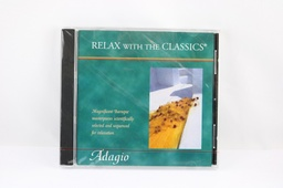 "[8011B] CD ""Relax with the Classics"" 