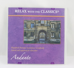 "[8011D] CD ""Relax with the Classics"", Andante - Volume IV"