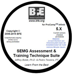 [8862] SEMG Assessment & Training Techniques Suite (BFE)