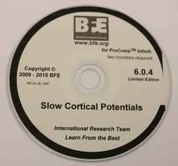 "[8847] SCP-Suite ""Slow cortical potentials"" (BFE) für BI6.x (English)"