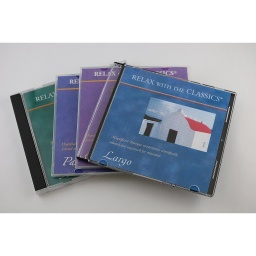 "[8011-SET] CD ""Relax with the Classics"" Set, Volume 1 bis 4"