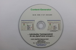 [6126] Content Generator Software für AlphaTrainer Add-On-Modul