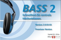 [UPGR_BASS2] Upgrade BASS 1 auf BASS 2.0 - Analyse zentraler Hörfunktionen per Softwarelösung