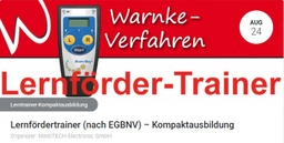 [K-eL-WV-LT] Lernfördertrainer eLearning plus Supervision
