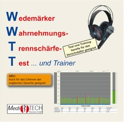 [6825-V03] WWTT 3.x - Test- und Trainingssoftware-Version X multilingual (CD-ROM)