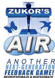 [8044] ZUKOR Air 3D feedback game for BioGraph Infiniti and MediBalance-Pro